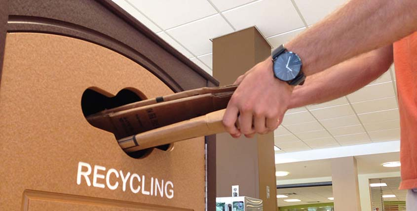 Recycling 101: Lessons in Cooperative Wisdom