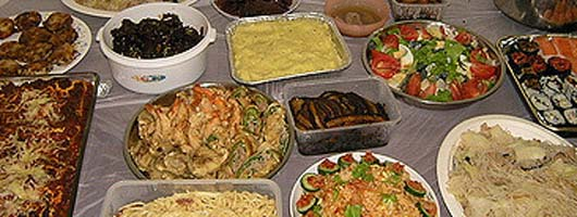 A Cooperative Feast for Sister Cities