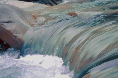 Lessons from a River for Turbulent Times