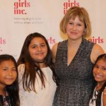 Lisa Shannon spoke about The Power of One at a Girls Inc. luncheon in Santa Barbara