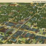 Vintage postcard of Bowling Green, Ohio, one of many small towns that thrives because of Cooperative Wisdom