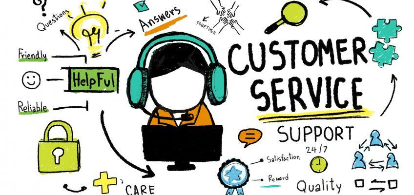 Customer Service and Cooperative Wisdom